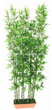 2.15 M nuevo estilo de bambú Artificial árbol de venta al por mayor