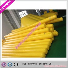 Yellow inflatable buoy/ inflatable water buoy for sale