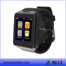 2015 new design bluetooth phone watch 3g watch phone with pedoemeter/sleep monitor/heartrate monitor