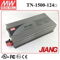 1500W Inverter With Battery Charger TN-1500-124B Meanwell DC-AC Inverter 24V DC to 110 VAC