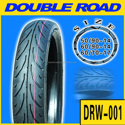 Tubeless tyre DOUBLEROAD cheap motorcycle tires