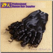 Alibaba 2015 Wholesale Cheap Hair Extension, Unprocessed Natural Raw Indian Hair Virgin Human Hair Weft