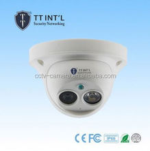 25m ir distance analog hd camera indoor dome 1.0megapixel ahd camera FCC,CE,ROHS Certification bullet ahd hd camera