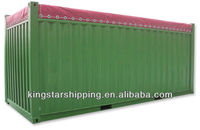 Shipping Open Top Container from Shenzhen to Hamburg