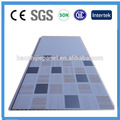 falso techo de paneles de pvc panel de pvc para la decoración del hogar