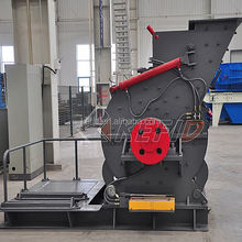 Hammer mill to grind refined coal
