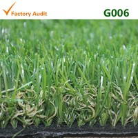 Backyard Landscaping Decorations Artificial Turf Lawn