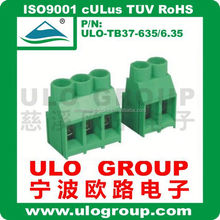 Manufacturer&supplier High Quanlity surface mount pcb terminal blocks With UL TUV 023 From ULO