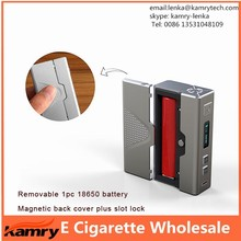 2015 new vapor rokok elektronik mini box mod kamry 30 v2