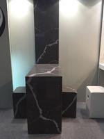 Quartz stonel For bathroom vanity top/Airport/Hotel project