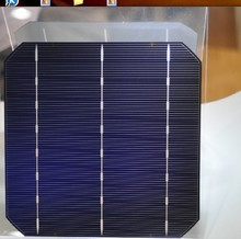 China manufacture high efficiency cheap price monocrystalline silicon 0.5v solar cell