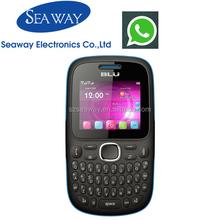 Cheap Unlocked 2.0 inch Dual SIM Q170T Quad Band GSM Phone BLU Samba