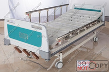 Factory direct CE ISO electric hospital m four bed