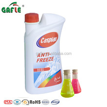 antifreeze with high quality based on ethylene glycol