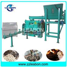 Automatic Biomass Sawdust Fuel Solid Wood Bricket Press Machine