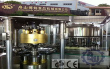 China Manufacturer Made Soft Drink in Cans Filling Machine, Canning Machine with CE