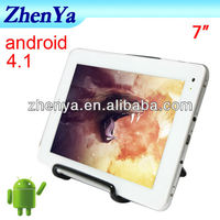 "Good Quality Support Calling GPS 7"" Capacitive Touch PC Tablet 3G Win 7"