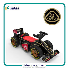 Lotus F1 Racing Ride on Toy Car Kids Power wheel Remote Control Ride On Car Toy