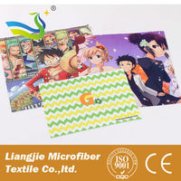 China Manufacturer Wholesale Cotton Microfiber Eyeglasses Cleaning Cloth for Lens