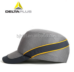 Polyester and cotton ventilattion adjustable Impact-resistant caps afety Helmet