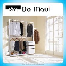 Fashion Aluminum Cabinet Designs for Bedroom