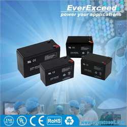 EverExceed 6v 4.5AH deep cycle dry rechargeable battery