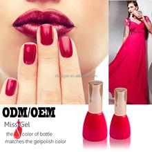 Factory nail uv gel system nail salon gel uv(OEM)