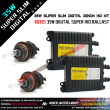 Guangzhou 4300k,5000k,6000k,8000k,10000k DC AC 35w/55w fast bright hid xenon kit with CE