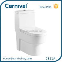 2811A bathroom type unique design high quality washdown toilet