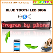 Hot Sale Bluetooth Aiuminium Led Frames Display Programmable By Android phone On Alibaba com cn