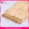 100% Italian Keratin Glue Higher Quality Virgin Human Hair 10-30 Inches Cuticle Remy I Tip Keratin Hair Extension 1G