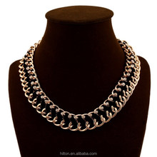 HOT!! necklace chain types gold chain necklace