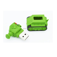 Wholesale USB 3.0 8G 16G 32G 64G tanc shape USB memory stick