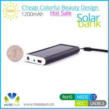 Top quality hot selling mini solar battery charger for ipad