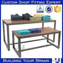 Store dress tables store equipment dresses nesting table