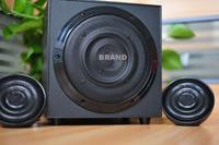 Hifi audio system portable loudspeaker microphone 2.1