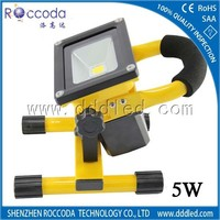 factory price saa 10w led rechargeable work light