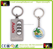 Good Quality Popular Promotional Gifts Color Printing Custom metal key chain & metal keychain