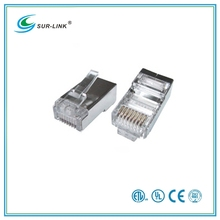 Two Roll Three Branchs Cate 6 FTP 8P8C Plug