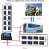15kw solar system grid tied solar panels system with the MPPT,high quality