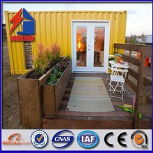 New design luxury vacation leisure container house