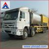 14m3 sino truck asphalt synchronous chip sealer