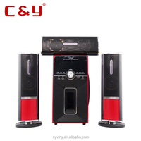 China factory 3.1 multimedia fm radio USB SD memory card reader MP5 speaker CY-3310