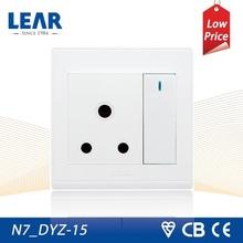 On sales N7 series 15 amp switched socket