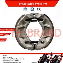 motorcycle parts, 70cc 125cc brake shoe for pakistan