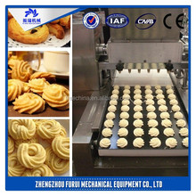 Hot sale plc control cookies machine/cookie machine and product line