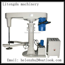 Hot selling Hydraulic Lifing high speed disperser for paint mixing machine