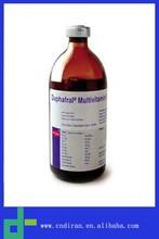 Vitamin AD3E injection multivitamin for cattle