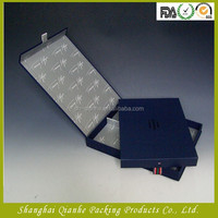 Paper pen packaging box with sleeve protector