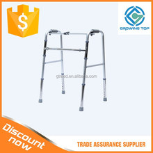 Cheap and fine Growing top Folding Adjustable Aluminum walker exercise machine